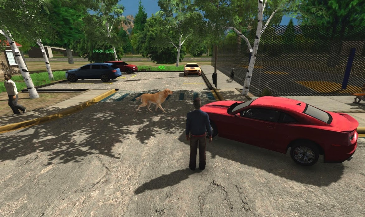 Download Real Car Parking Hd 5 9 4 Apk Mod Money For Android
