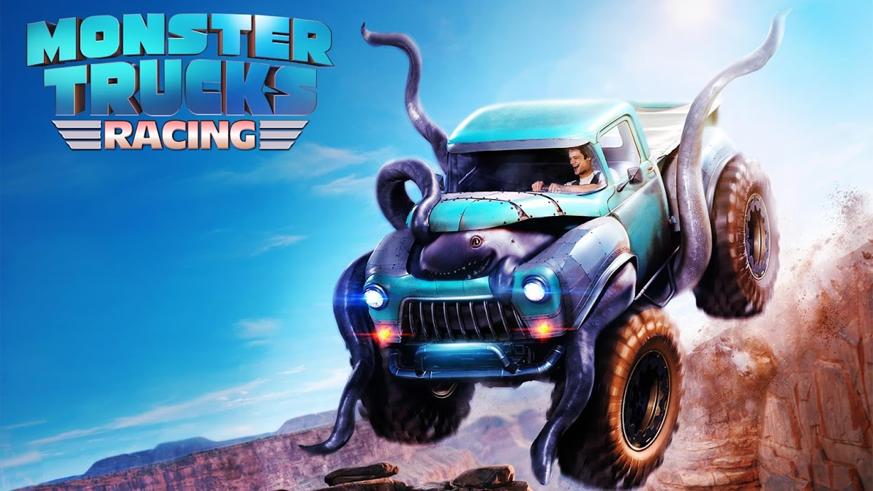 Download Monster Trucks Racing 2020 3 4 218 Apk Mod Money For Android